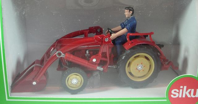 Porsche Diesel Traktor Modelle